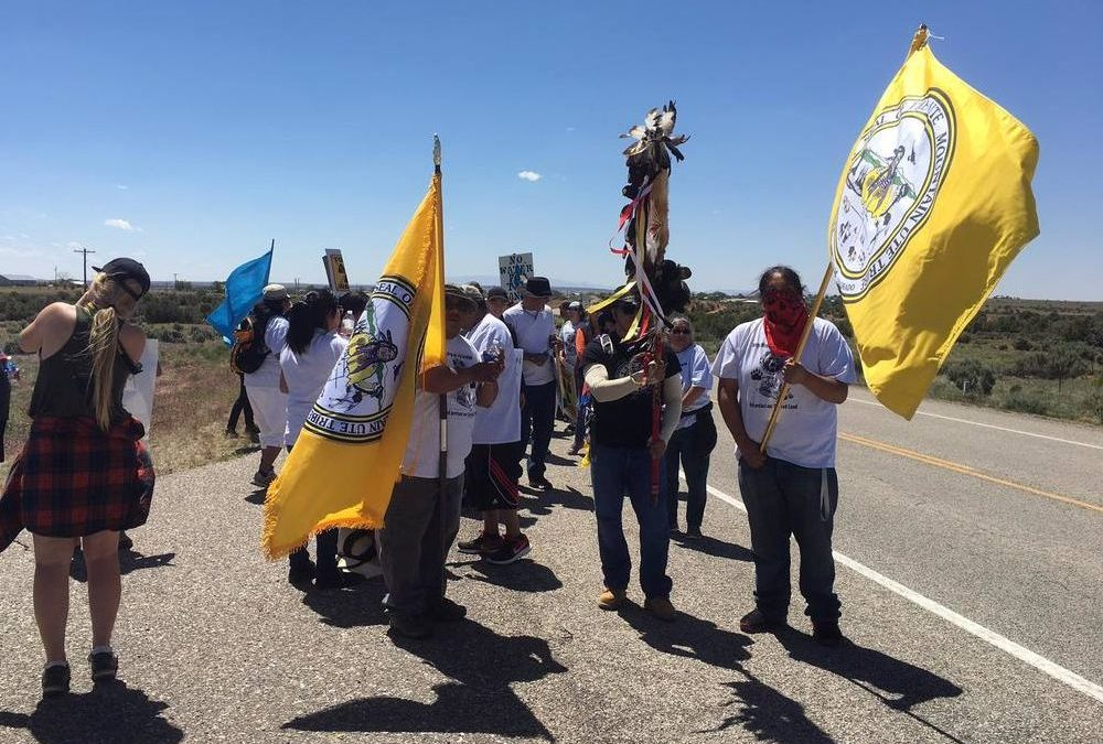 Prayerful Resistance for White Mesa