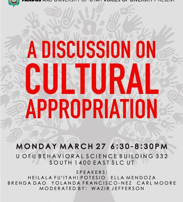 University of Utah Invites Pandos to Discuss Cultural Appropriation